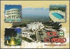 AA5689 Brindisi - Provincia - Cisternino - Hotel Lo Smeraldo - Cartolina postale