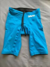 Arena Carbon Pro Powerskin Mark 2 - Size 26 (Cyan)