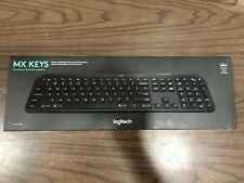Logitech MX Keys Master Series Keyboard