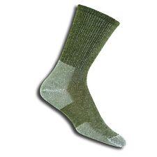 2 pr Size Medium THORLO Outdoor Ultra Light Hiking Socks Willow Green ulhx11