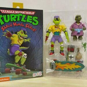 "NECA Teenage Mutant Ninja Turtles Mondo Gecko 7"" Action Figure OFFICIAL"