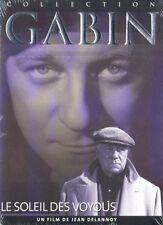 """DVD """"Le soleil des voyous"""" collection GABIN   n 16  NEUF SOUS BLISTER"""