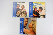 CAPTAIN & TENNILLE ~ JAPAN MINI LP CD, LOT OF 3 ALBUMS, RARE, OOP, MINT