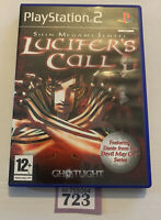 Playstation 2 Ps2 Shin Megami Tensei Lucifer's Call