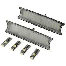 52SMD LED Interior Dome Overhead Reading Light Lamp Set of 6 for BMW X5 E53