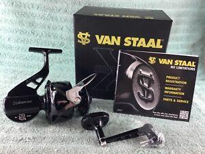 Van Staal X Series Fishing Reel (VSB250BXP Surf)