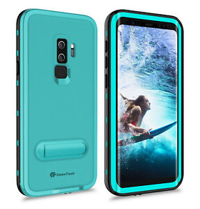Galaxy S9 / S9 Plus S9+ Case Tech™ Waterproof Shockproof Armor Screen Protector
