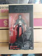 "Star Wars Black Series Darth Revan 6"" Figure #34 Hasbro 2016 KOTOR Sith New NIB"
