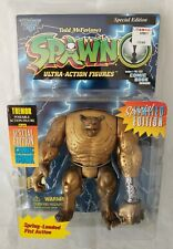 """McFarlane Toys """"TREMOR"""" Special Limited Gold Edition Spawn Series 1 (NIP)"""