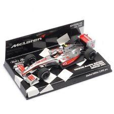 Minichamps McLaren Diecast Formula 1 Cars