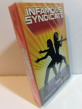 New Infamous Syndicate Snippets Cassette Tape Single Rap LP Promo Sampler Sealed
