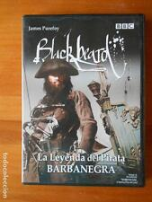 DVD BLACKBEARD - LA LEYENDA DEL PIRATA BARBANEGRA - JAMES PUREFOY (F5)