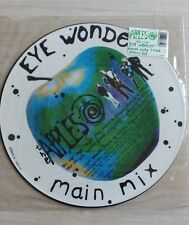 "The Apples - Eye Wonder 12"" picture disc 1991"