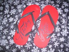 New Whiskey and Rye Pair Men's Flip Flop Sandal Shoes Size 8-9