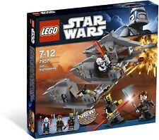Brand New LEGO Star Wars The Clone Wars 7957 Sith Nightspeeder