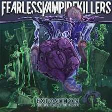 Fearless Vampire Killers - Exposition: The Five Before The Flames NEW CD