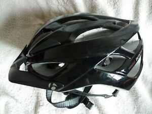 Pre-Owned Bontrager Quantum Black Helmet-Small
