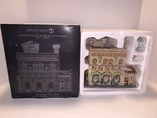 Dept 56 Christmas In The City Studio 1200 2Nd Ave 25Th Anniversary Edition 58918