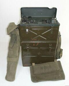 Original WWII U.S. BC-1000 Receiver Transmitter Radio Signal Corps U.S. Army
