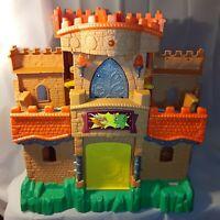 Fisher Price Imaginext Eagle Talon Medieval Castle 2012 Mattel Playset Toys