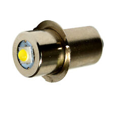 HQRP Bombilla de alta intensidad 3W LED 120 LM 6-30V para Ryobi Ridgid 7811502