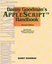 Danny Goodman's AppleScript Handbook : Second Edition: By Danny Goodman