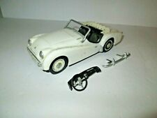 Older Hubley Assembled Plastic Model, Triumph Sports Car