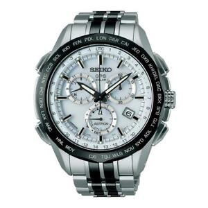 Seiko SSE001 Astron GPS Solar Limited Edition Mens Stainless steel Ceramic Watch