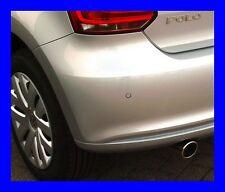 EMBOUT SORTIE D'ECHAPPEMENT CHROME VW POLO 5 V 6R CROSS (2009-2016) NEUF