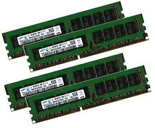 4x 8gb 32gb ddr3 ECC RAM F. ASUS p6t WS p6t6 WS p6t7 WS Unbuffered pc3-10600e