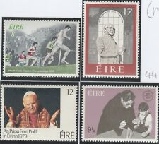 Eire Ireland Stamps 1979 Eire SG 438, 441, 449 & 450  (MLH)