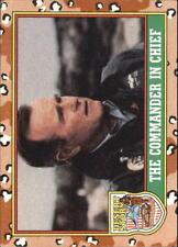 1991 Desert Storm Topps Non Sport Card (Pick From List)