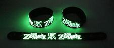 Rob Zombie NEW! Glow in the Dark Rubber Bracelet Wristband Dragula gg166