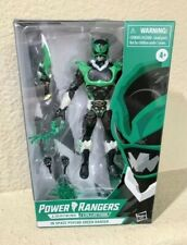 Psycho Green Ranger Power Rangers In Space Lightning Collection IN HAND NIB