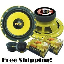 Altavoz de bajos medios 300 W, 6,5 Pyle Gear PLG64