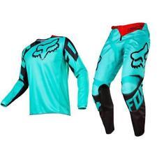 Fox Racing Adult 180 Race Off Road MX Gear Set Green Black Red 2XLarge / 36