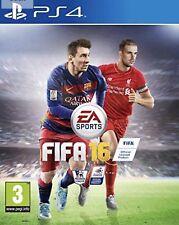 FIFA 16 (Sony PlayStation 4, 2016) gut 10