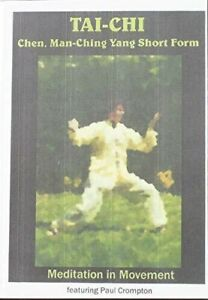Tai-Chi: Chen Man-Ching Short Form With Master Paul Crompton [New DVD]