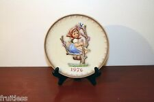 1976 Hummel Goebel annual collector plate 7.5in 269 Spring original box