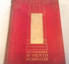 Heath Robinson Hans Andersen's Fairy Tales First Edition1913