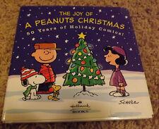 The Joy of A Peanut Christmas (2000) 50 Years of Holiday Comics! - HALLMARK