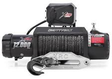 XRC,12 GEN2 Smittybilt 12,000 lb Winch for Jeep Truck 98412 Synthetic Rope XRC12