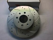 Front Brake Rotors Honda civic EG EK 90-00 EX/Si Integra 94-01 Honda FIT 07-12