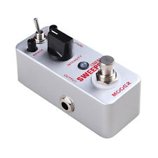 Mooer Micro Series Sweeper Bass Filter Effects Pedal - BRAND NEW