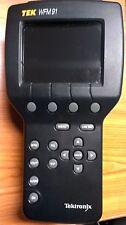 Tektronix Waveform, Vector Picture Audio Monitor WFM91  Kombigerät Modell WFM 91