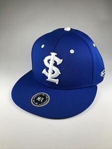 Atlantic League Sugar Land Skeeters Blue Hat NWT M/L