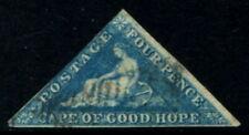 CAPE OF GOOD HOPE - 1864 4d 'BLUE' GU SG19a Cv £140 [B0891]