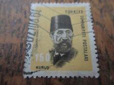1 timbre OSMAN HAMDI BEY turkiye