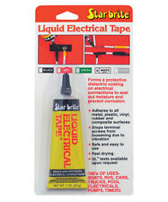 Star Brite 84157 Liquid Electrical Tape, 1 Oz., White