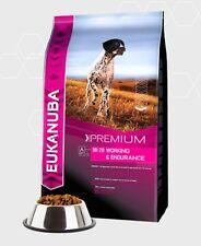 Eukanuba Premium Working&endurance Huhn 15kg 24std.vers.
